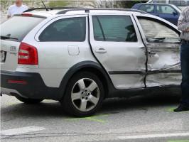 Tödlicher Motorradunfall auf der B120 in Scharnstein