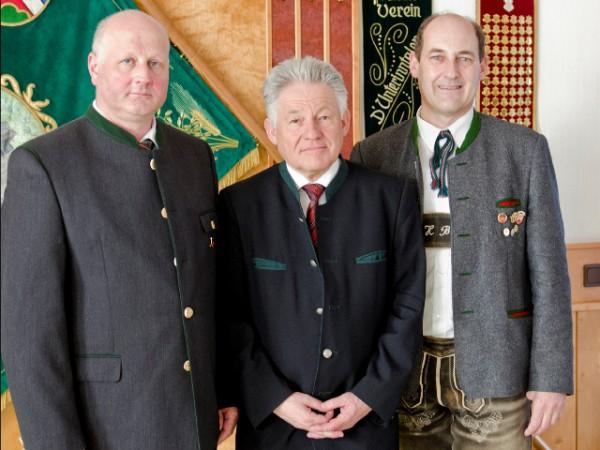 Frankenburger wird Chef von 100 Trachtenvereinen