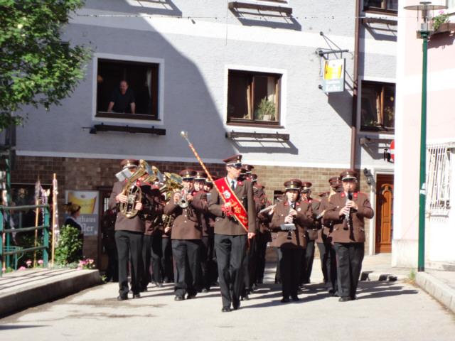 Florianitag zum 125 Jahre Jubiläum in Ebensee