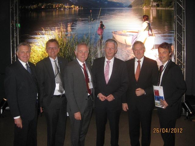 Salzkammergut bei 2. Tourismuskonferenz in Schladming vertreten