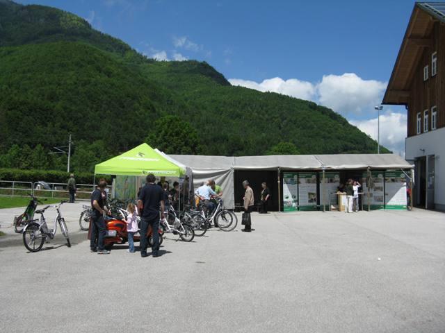 Welterbe Umwelttage 2012 in Bad Goisern