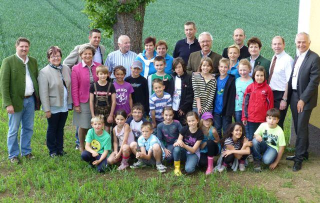 Ohlsdorf Schüler erforschen die Landwirtschaft