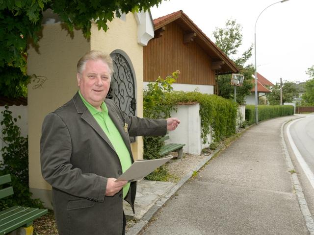 Gmunden: Bleiben wir im Gespräch ... Stadtteilbegehung in der Ohlsdorferstraße