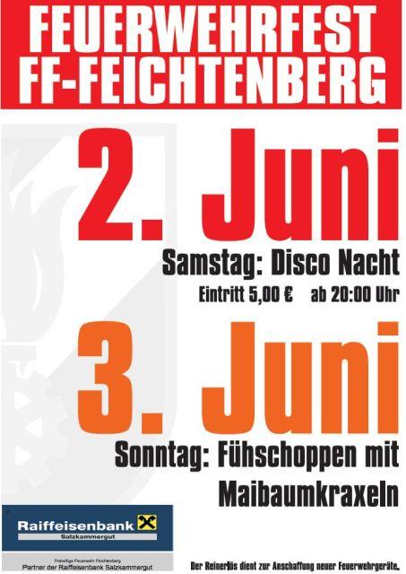 Fest der FF Feichtenberg im Kulturstadl Hagenmühle