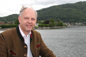 Stadtrat Gerhard Meingast freut sich auf die neue Freizeitanlage