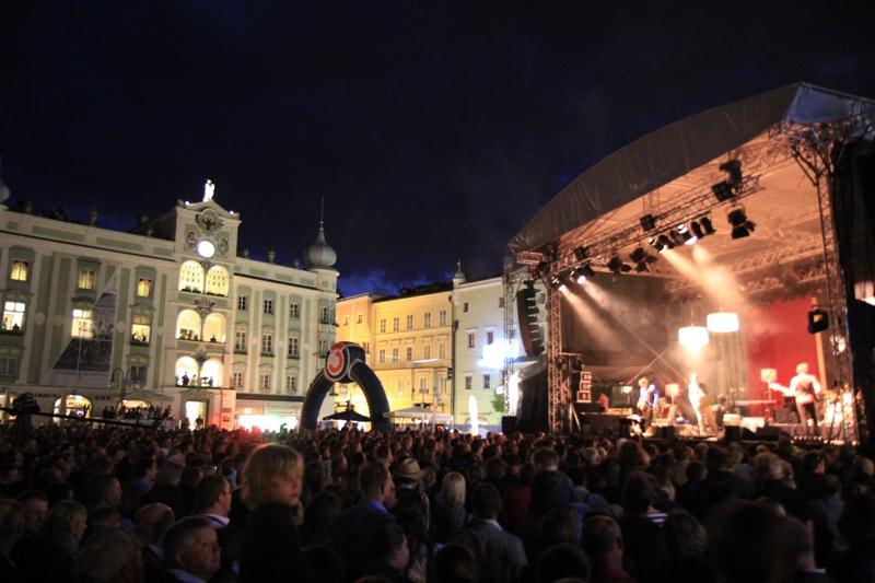 Hubert-Fans nutzten Sonderangebot der Traunseebahn