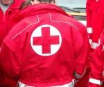 Rotes Kreuz Sanitäter im Einsatz