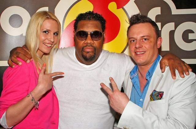 US-Star Fatman Scoop in Regau
