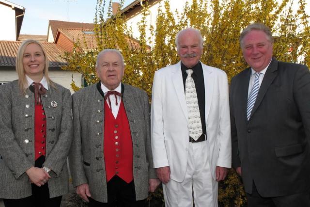 Ehrenkapellmeister Alfred Steinkogler feiert 70. Geburtstag | Foto:Stadtkapelle Gmunden