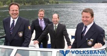 Volksbank sponsert Wasserrettung