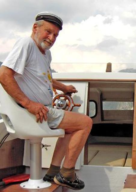 Traunkirchen: Walter Pehn - Bootsbauer mit Herzblut
