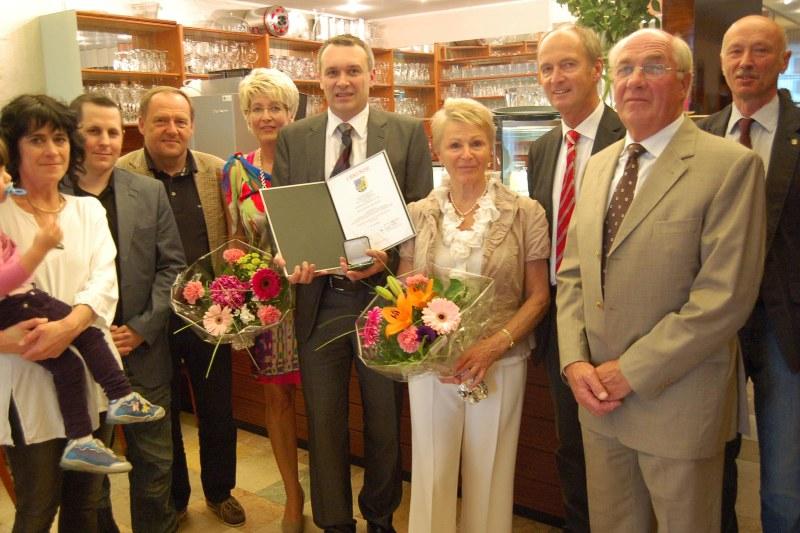 Bürosysteme Kalleitner mit Bronzener Wirtschaftsmedaille ausgezeichnet