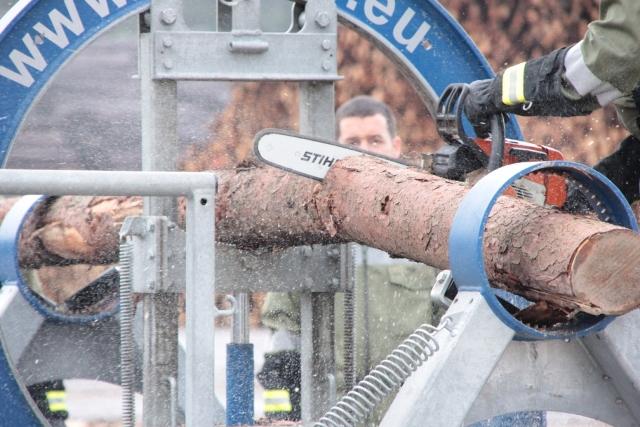 Forst-Fachschulung für Ohlsdorfer Florianis