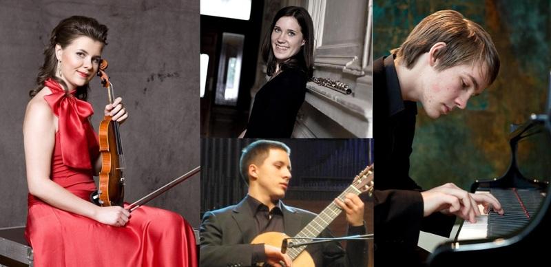 Internationale Musikpreisträger zu Gast in Bad Ischl