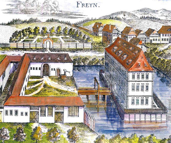 Frankenburg bewirbt sich um die Landesausstellung
