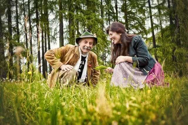 Wilde Kräuter und starke Geschichten am Almsee | Foto: PR