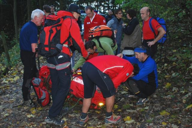Starkes Einsatzjahr für die Gmundner Bergretter - Einsatzzahlen mehr als Verdoppelt