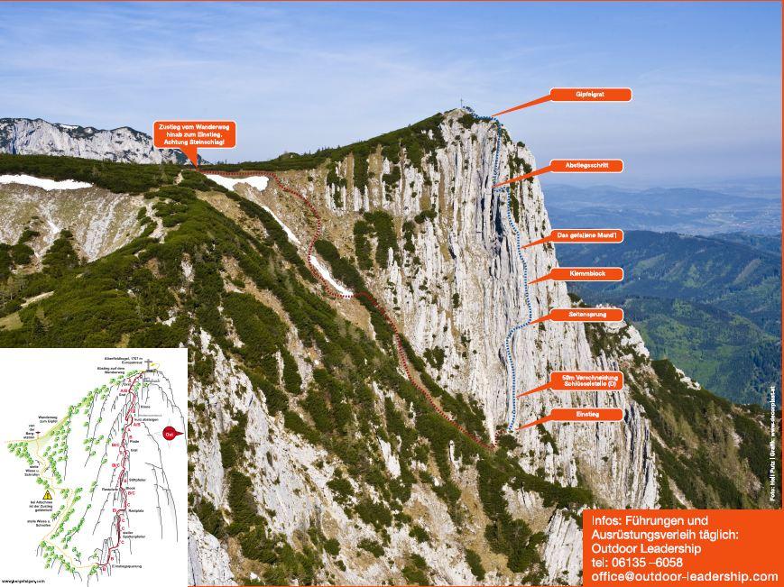 Klettersteig Bad Ischl : Klettersteig bad ischl jochen schweizer