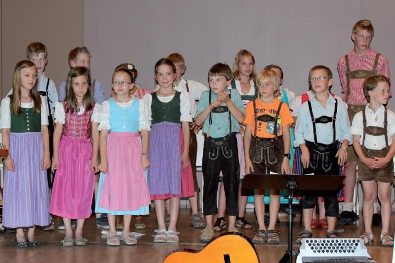 Vöcklabruck: 4. Musikanten-Wochenende für Kinder und Jugendliche begeisterte