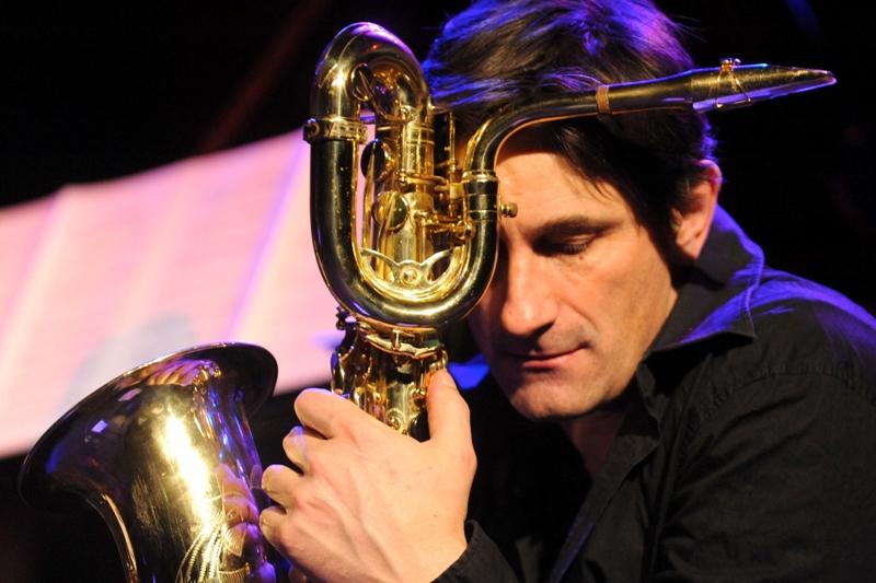 Frankreichs jüngster Saxophon-Gigant Eric Séva gastiert in Bad Ischl