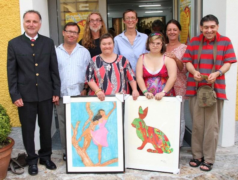 """Südufer Sommer 2012 im """"museum.ebensee"""" gestartet"""