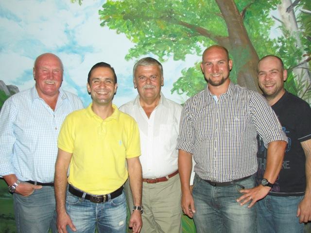 Fraktionschef Schartmüller Philipp nun auch Parteiobmann