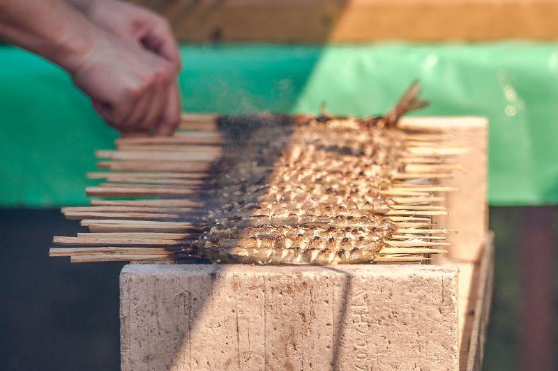 """""""Petri Heil"""" beim Fischerfest 2012 in Ebensee"""