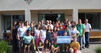 Pinsdorf: Elternverein sammelt Spenden in Höhe von 610 Euro