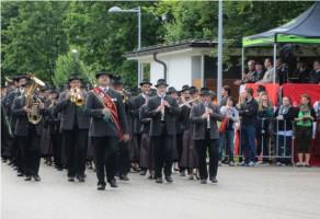 Verdient - höchste Auszeichnung für Musikverein Neukirchen