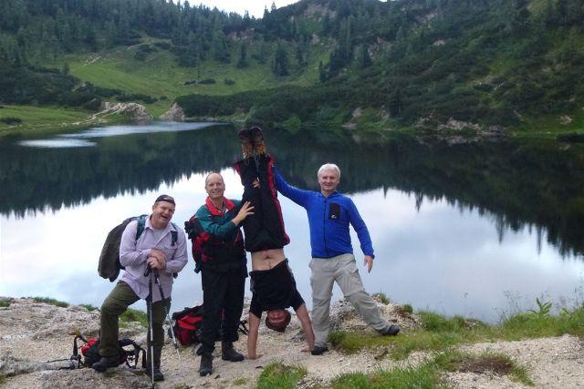 50. Bergturnfest am Wildensee mit Regenunterbrechung