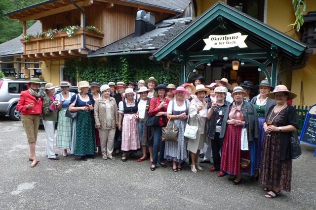 Sommermeeting des Soroptimisten Club Bad Ischl