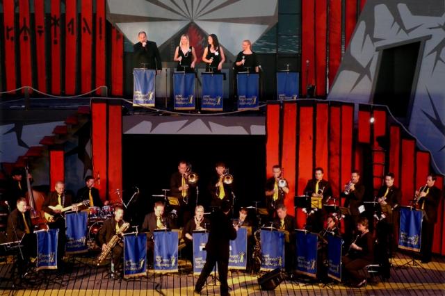 Musical Welthits in Attnang-Puchheim | Foto: Post-Big-Band Salzburg