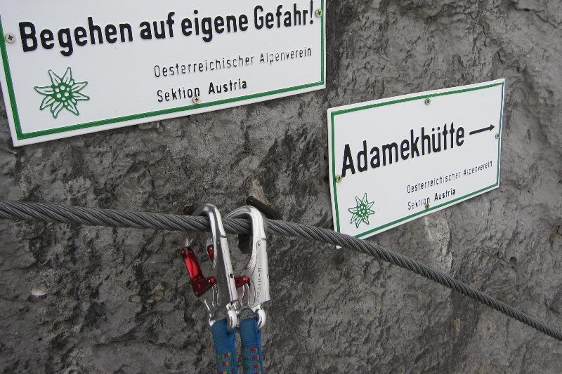 Fünf Tschechen verirrten sich bei Wanderung zur Adamekhütte