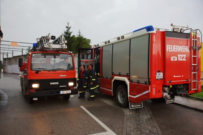 SEP-Gelände nach Brandalarm evakuiert