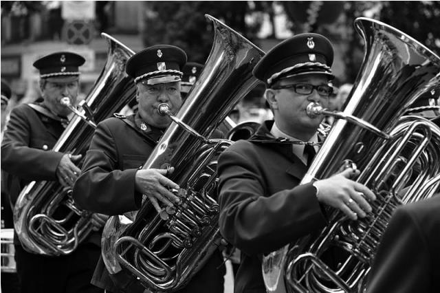 Zum 90. Jubiläum - Bezirksmusikfest in Ebensee