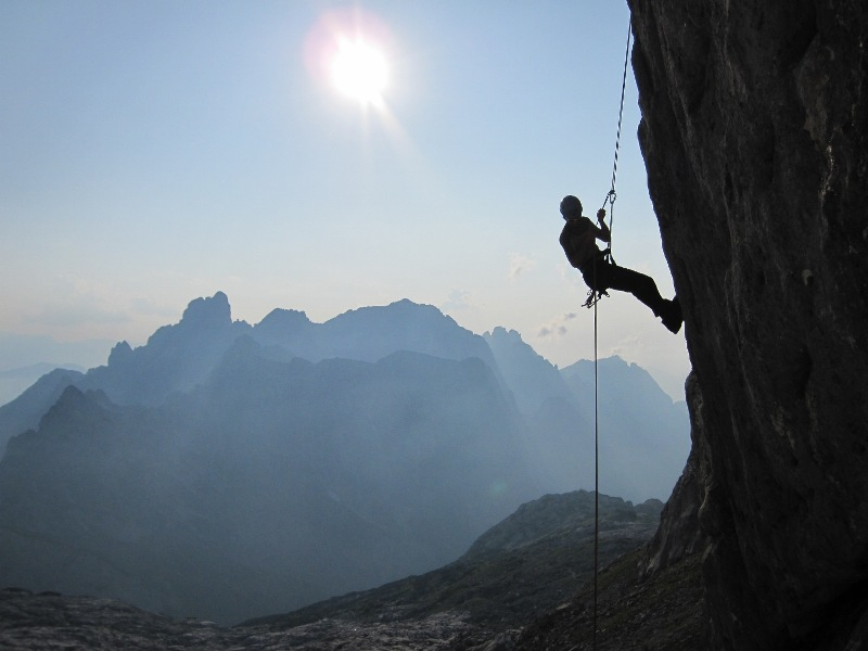 Klettersteig Seewand : Hallstatt seewand klettersteig falsch eingeschätzt kletterer