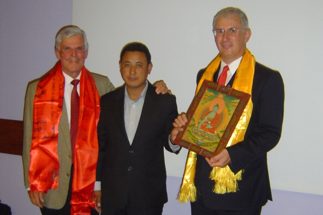 Rotary Bad Ischl untertützt Krankenstation in Nepal