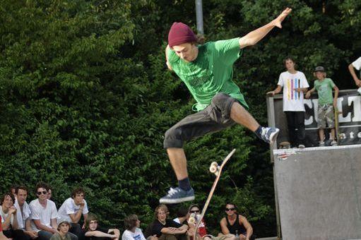 Cultural Summer Battle Skatecontest feiert Jubiläum