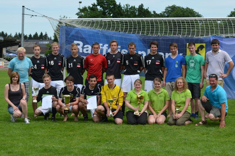 Großartiges Bezirkssportfest der Landjugend Gmunden