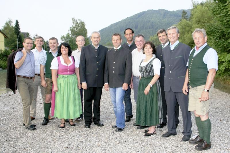 """Scharnstein: """"Genuss am Fluss - so schmeckt die Alm"""""""