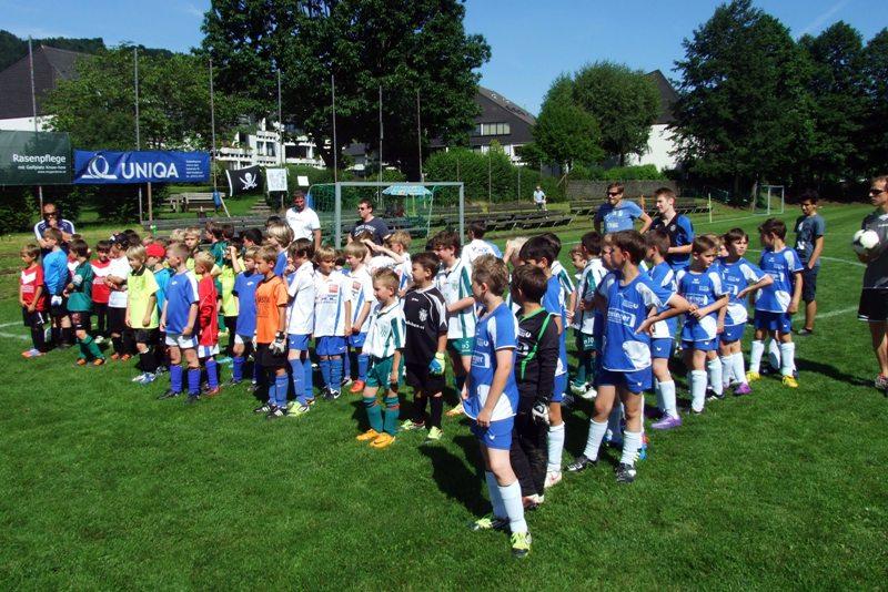 Sportverein Weyregg am Attersee - seit 50 Jahren Bewegung und Sport für Weyregg!