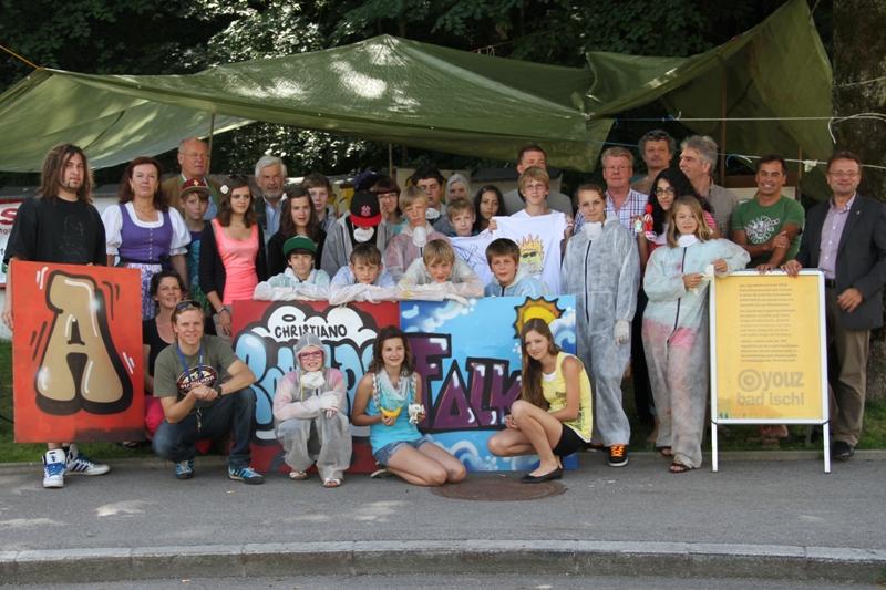 LIONS-Unterstützung für das Ischler Jugendzentrum