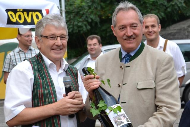 Vöcklabruck: mehr als 300 Gäste feierten dritten Lebenshaus-Geburtstag