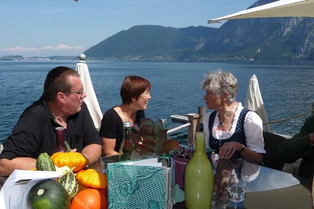 """Kürbisaktion im Seehotel """"Das Traunsee"""" gestartet"""