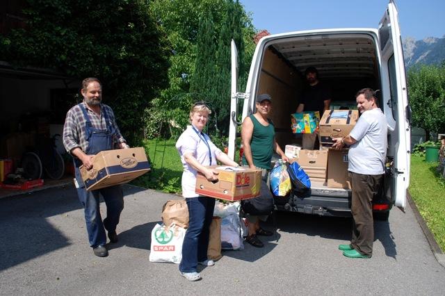 Ebensee: Hilfe für rumänisches Waisenhaus