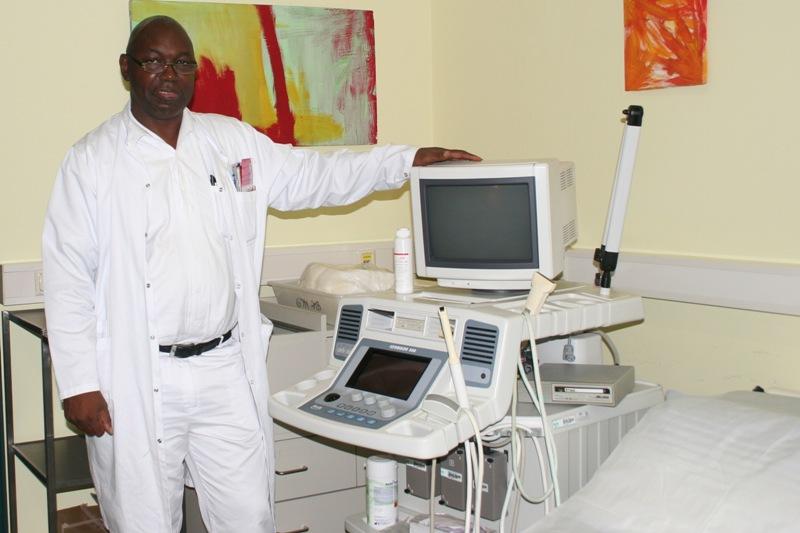 Ischler Spital unterstützt Hilfstransport für Ghana