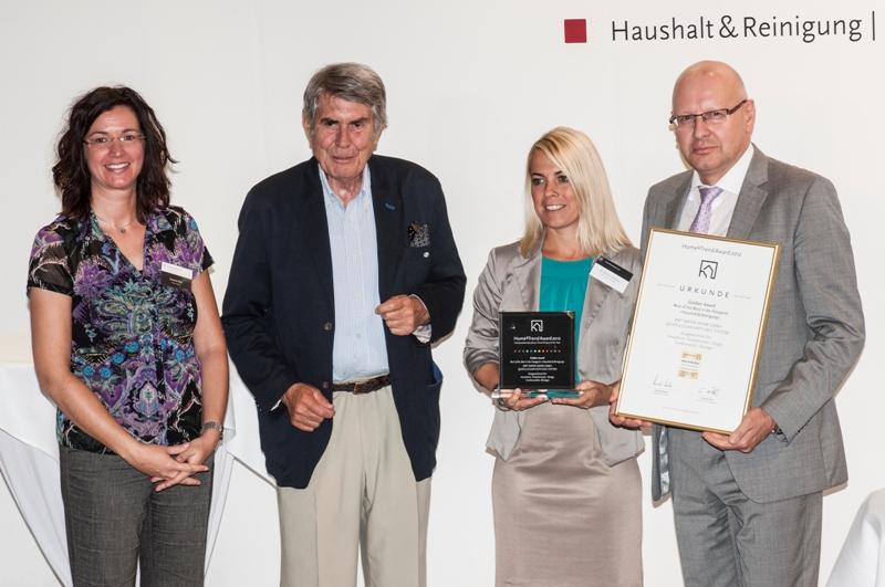 Neues BWT-Antikalk-System Quick & Clean gewinnt Golden Award – Best of Best | Foto: BWT