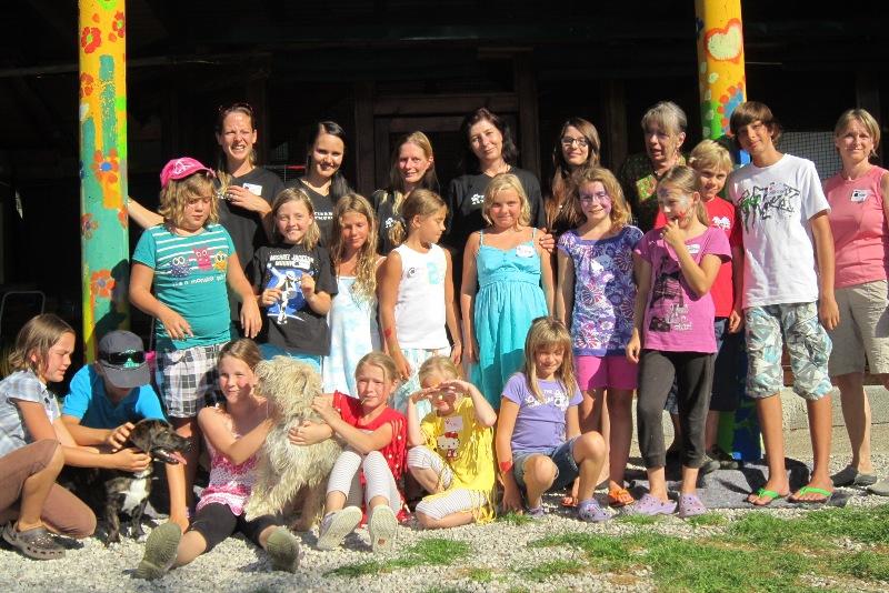 Ferienspaß beim Besuch im Tierheim Altmünster