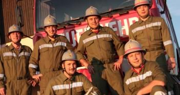 """Zwei Ohlsdorfer Feuerwehr-Teams kämpfen um den Sieg beim """"Sturm auf den Kulm"""""""