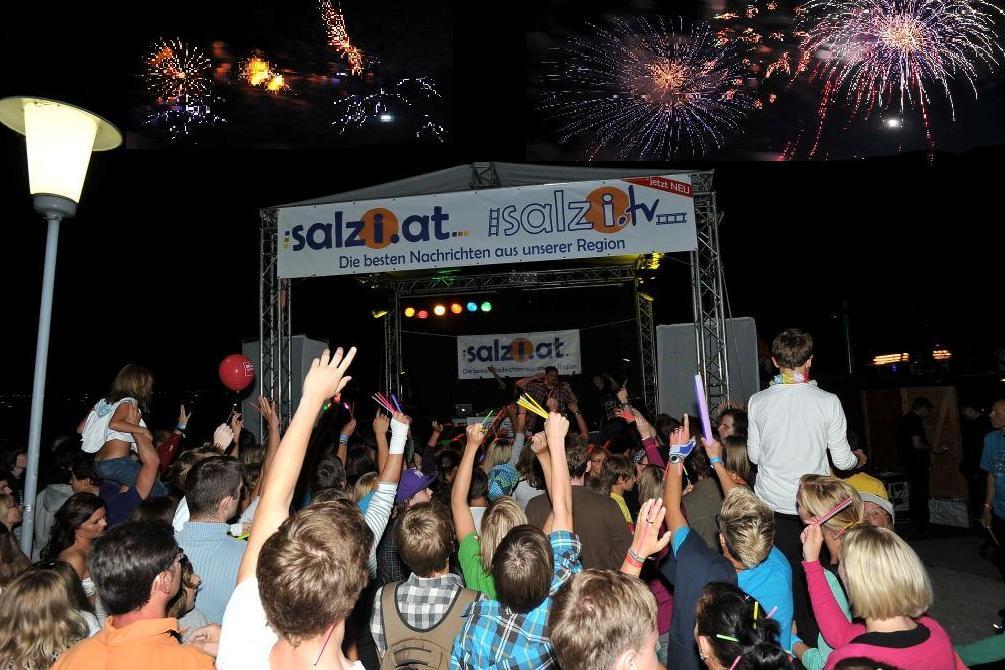 Wieder viele Highlights beim Lichterfest 2012
